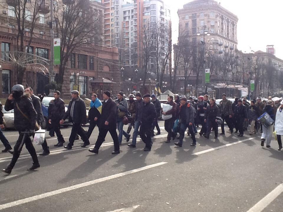 Вольниця shared Громадський сектор Євромайдану's photo.
